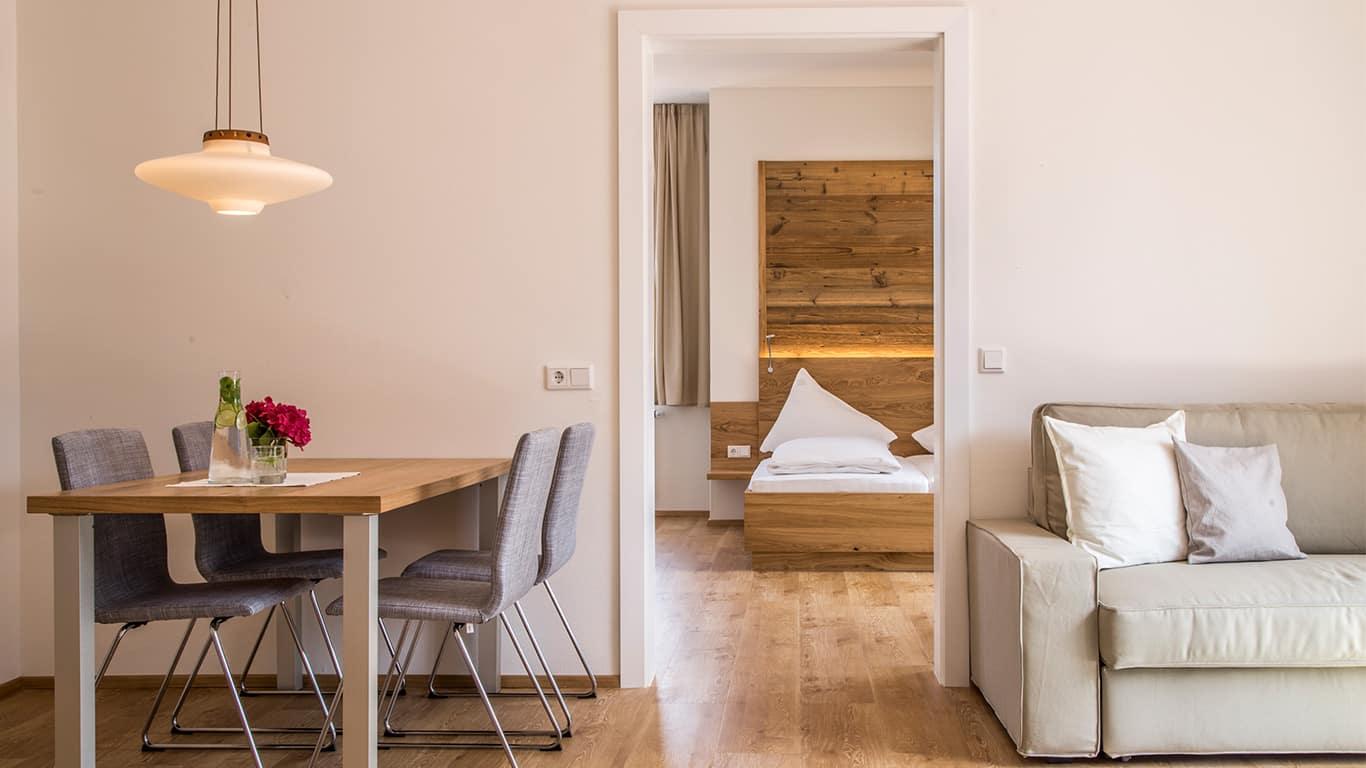 Das neu renovierte Apartment HV54